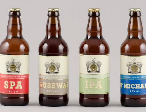 Cornish real ales for a Cornish wedding bar