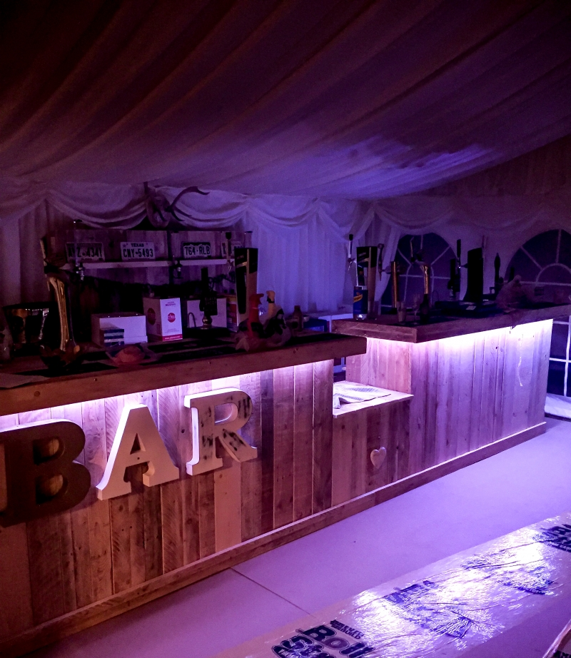 mobile bar cornwall