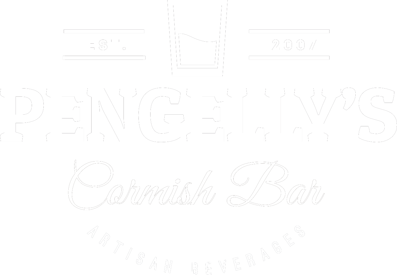 Pengelly's Cornish Bar Logo
