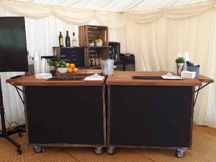Cornish bar hire