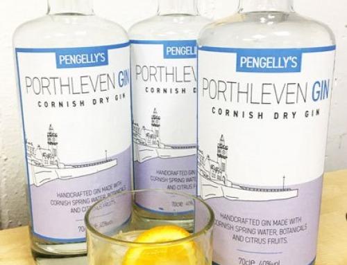 Pengelly's Porthleven Gin
